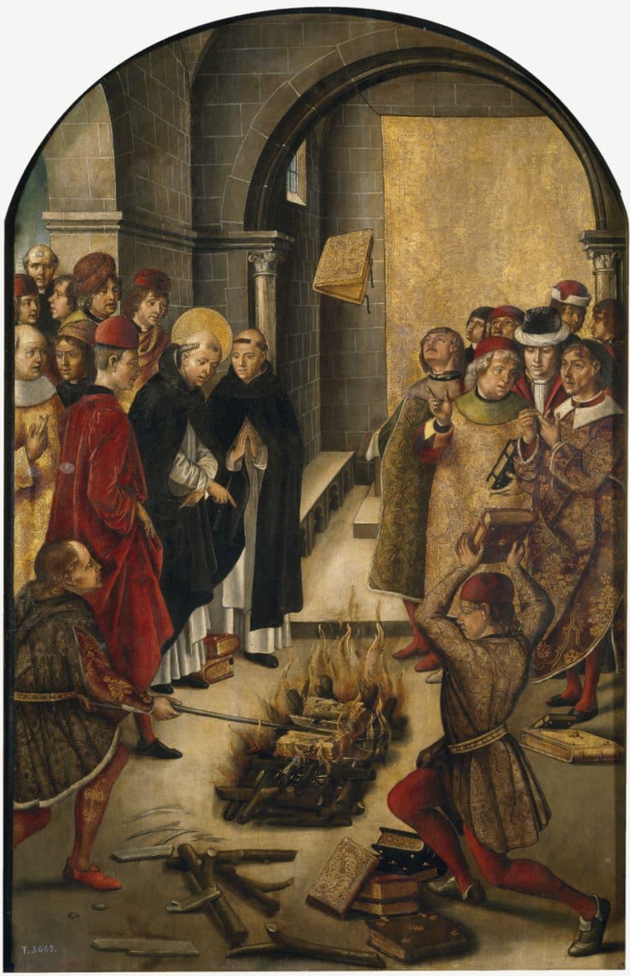 santo domingos contra o catarismo