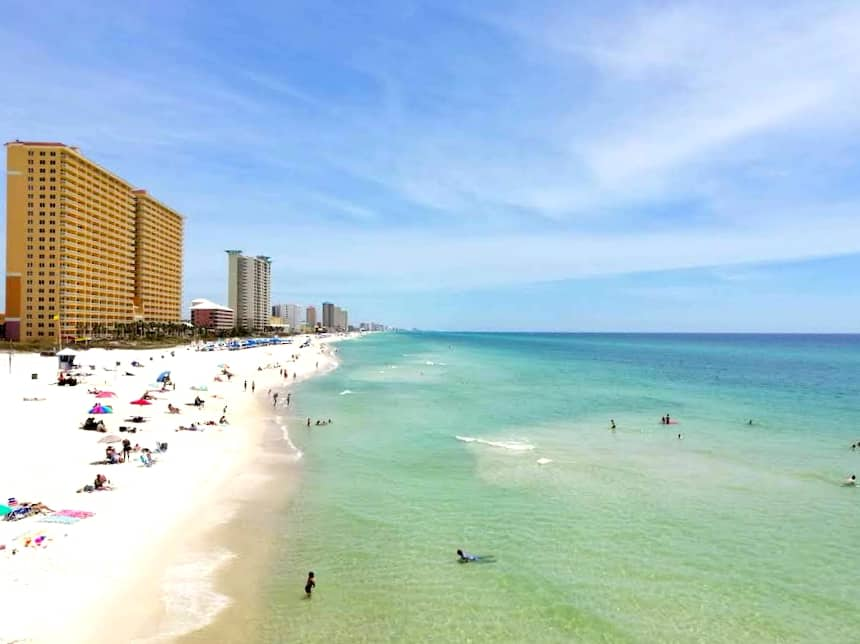 Panamá City Beach - Emerald Coast, Florida