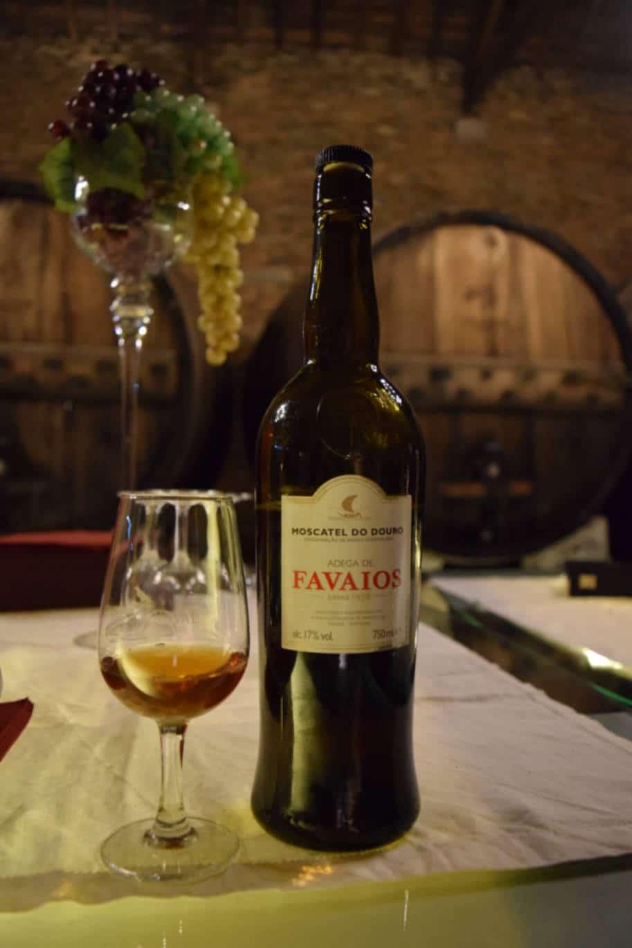 Moscatel de Favaios Quinta da Avessada