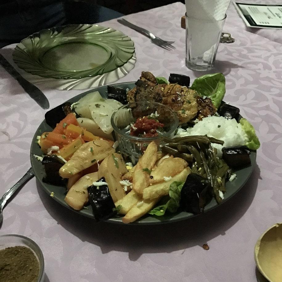 Tajine, prato típico da culinária marroquina