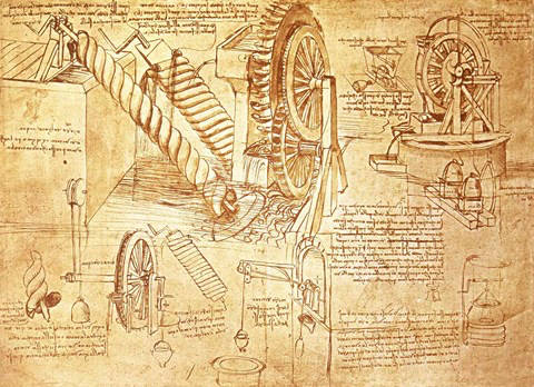 codex-atlanticus-da-vinci