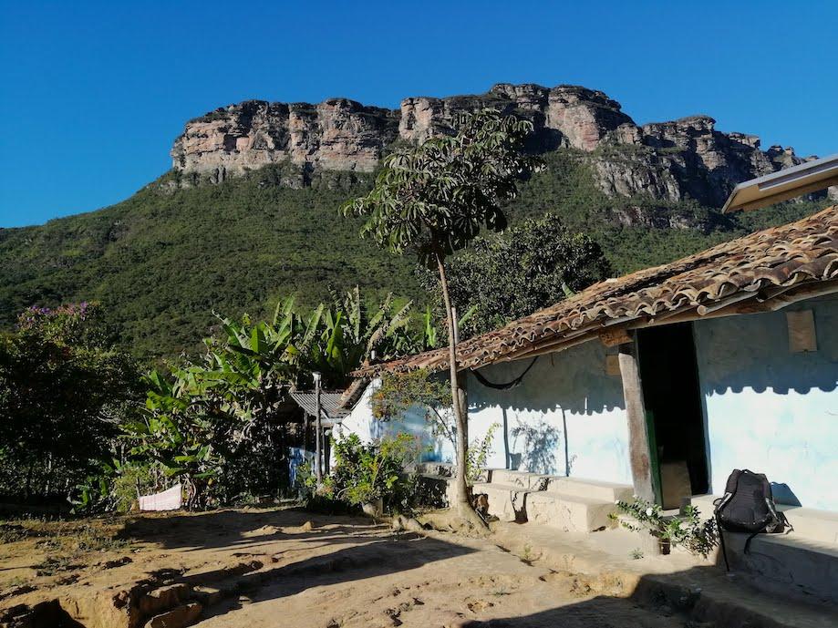Casa de Dona Lea, hospedagem no Vale do Pati
