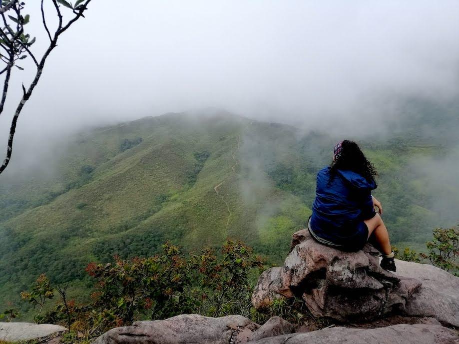 Vista do Mirante do Vale do Pati