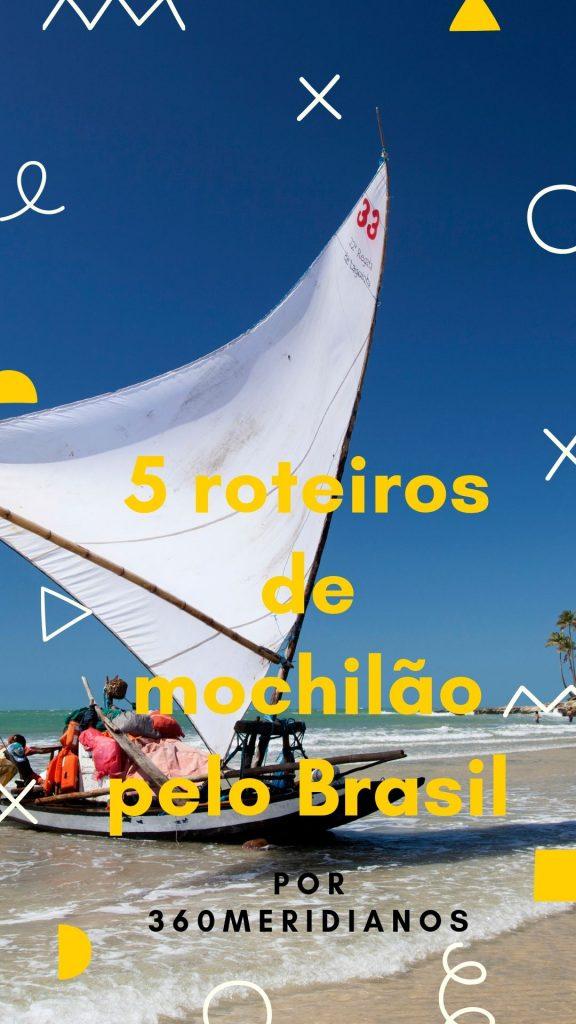 mochilao pelo brasil ceara