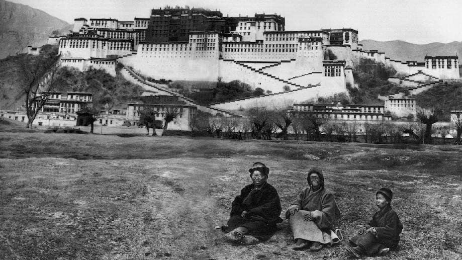 Alexandra David-Néel em Lhasa