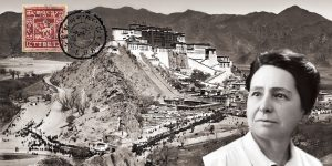 "As peripécias de Alexandra David-Néel, a ""Madame Tibet"""