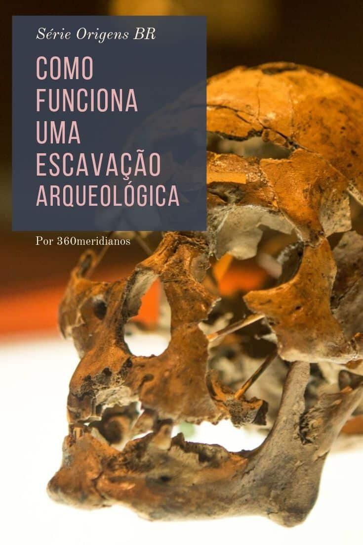 pin para pinterest escavação arqueológica