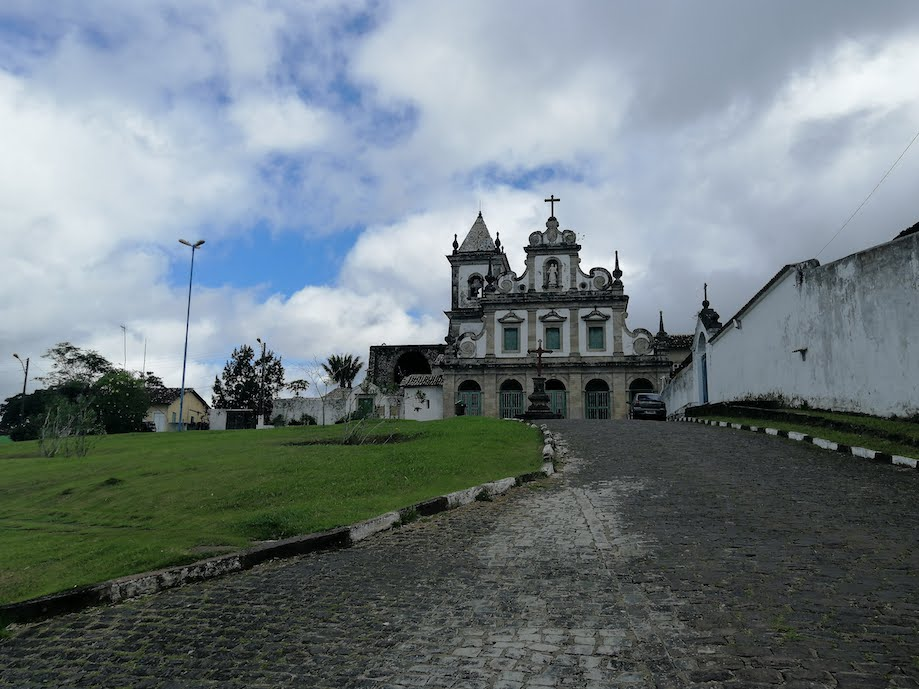 Convento de Cairu