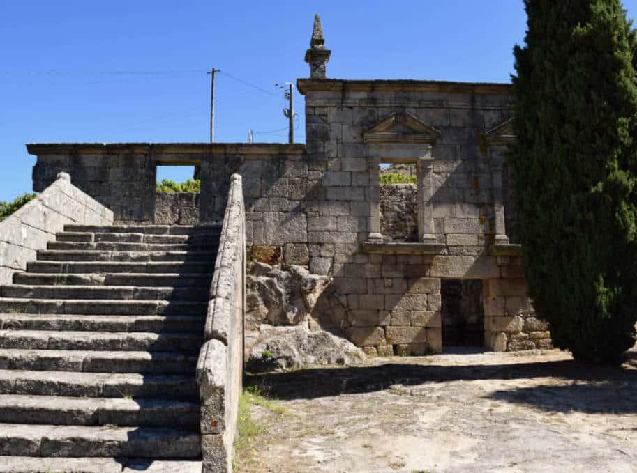 ruinas casarao seculo 16