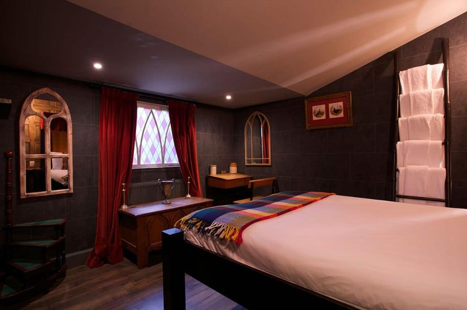 GHH quarto para bruxos hotel em londres
