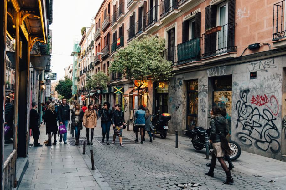Malasana bairro de Madrid onde se hospedar na cidade