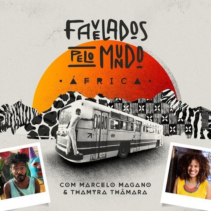 arte favelados pelo mundo africa