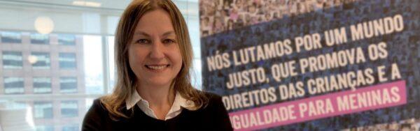 cynthia diretora da plan international