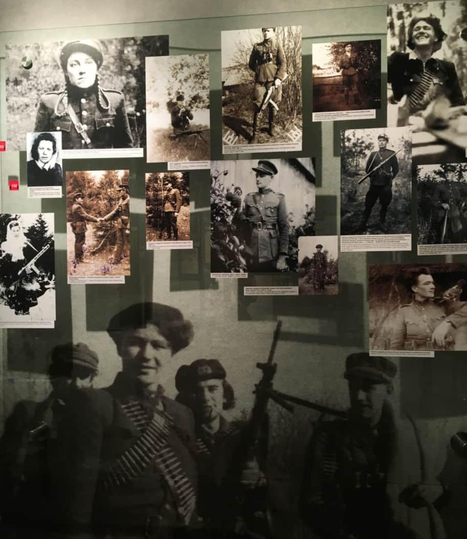 lutas guerrilha anti sovietica na lituania