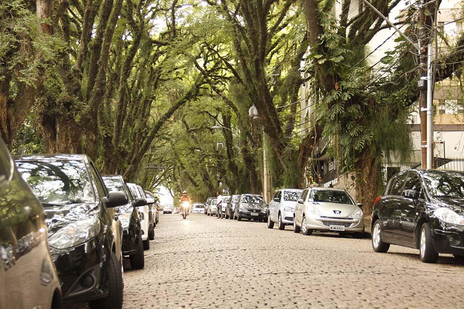 rua gonçalo de carvalho, ponto turístico de porto alegre