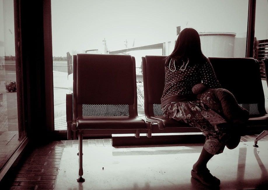 Espera em aeroporto - Voo Cancelado