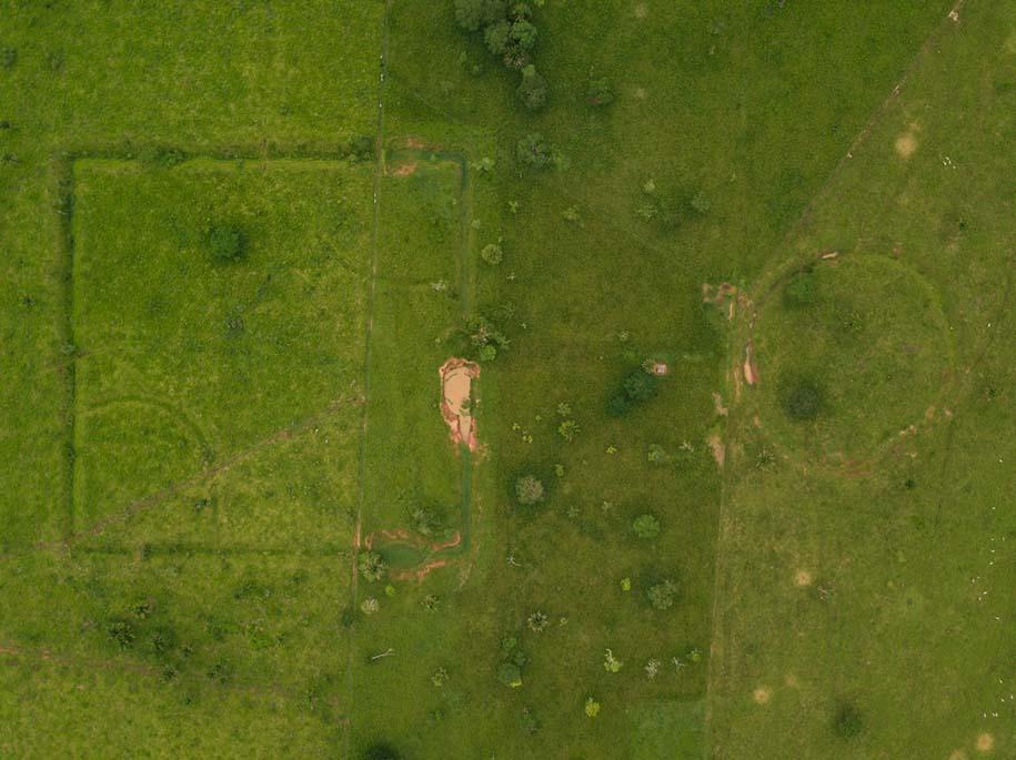 geoglifo na floresta amazonica