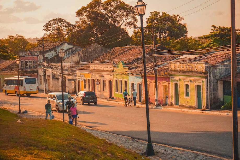 Igarassu, litoral norte de Pernambuco