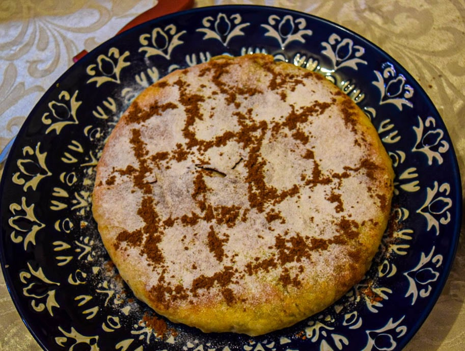 pastille comida tipica marrocos