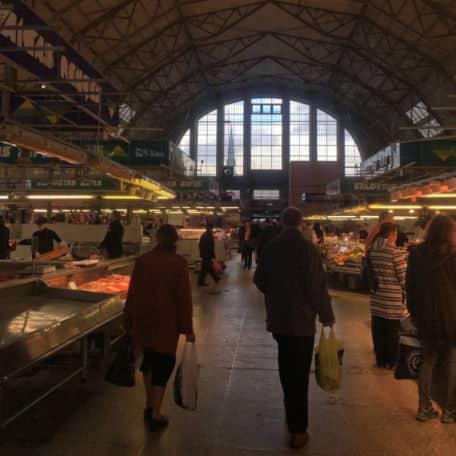 peixaria mercado municipal de riga