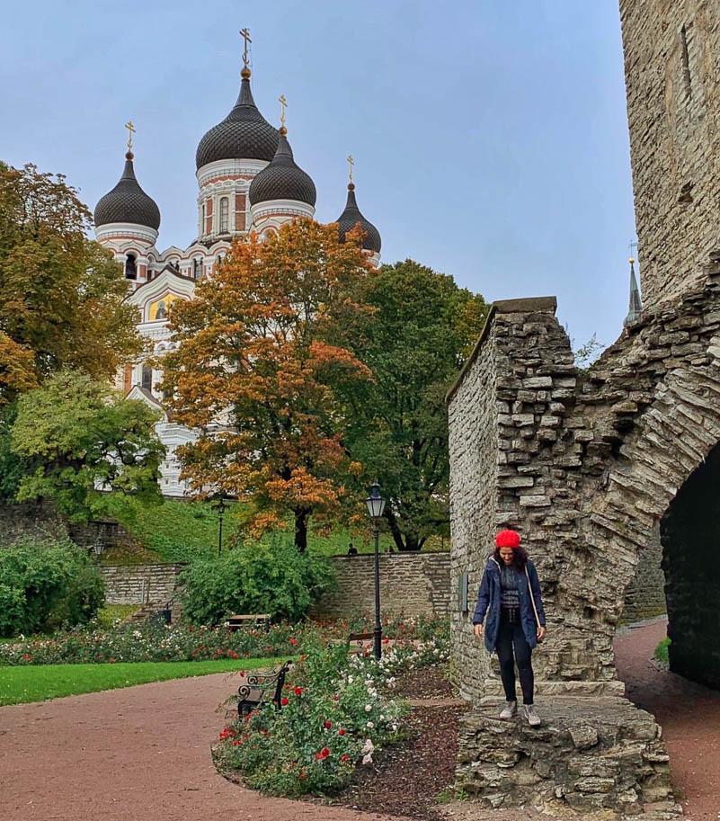 tompea hill tallinn estonia