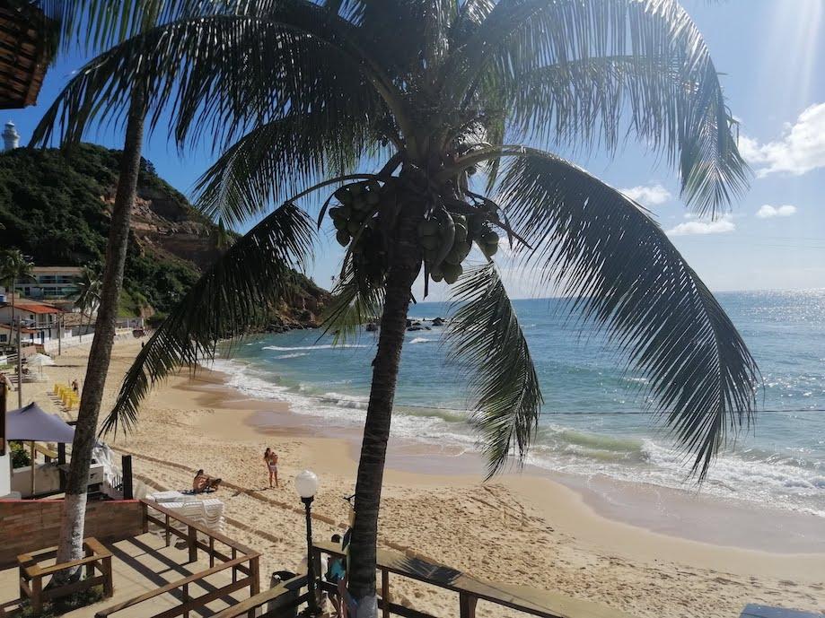 Melhores lugares e hotéis em Morro de São Paulo: segunda praia