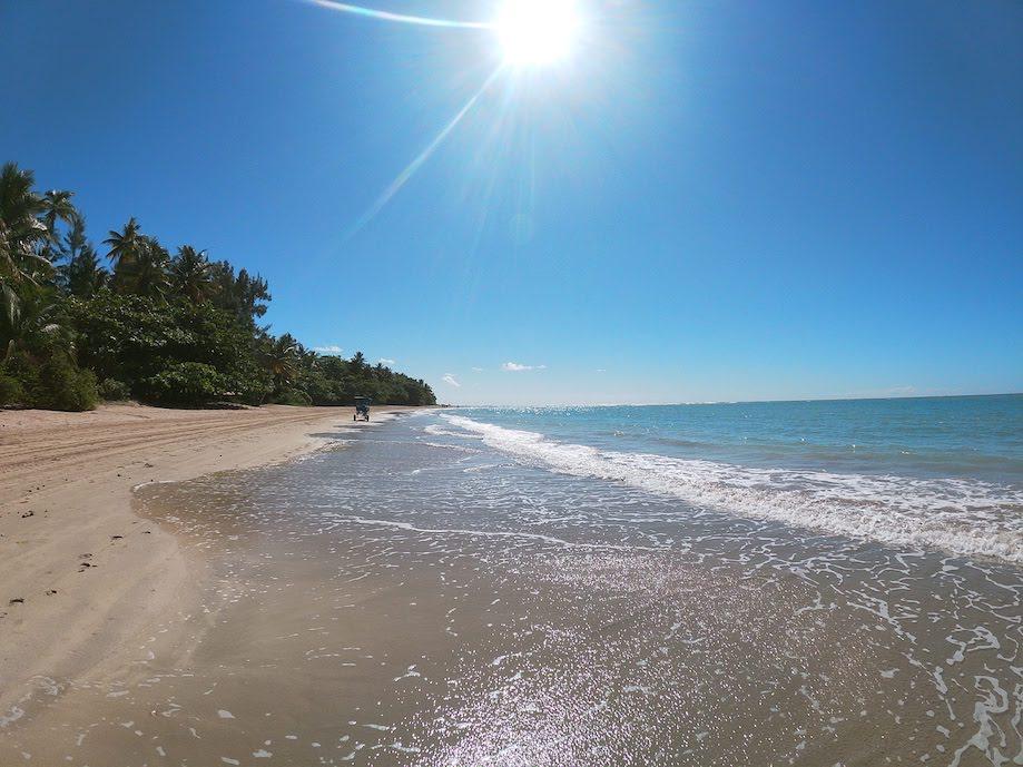 A quarta e quinta praias são para quem quer se isolar do mundo