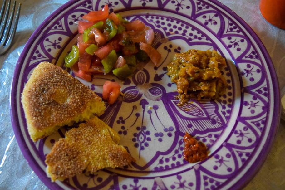 salada marroquina