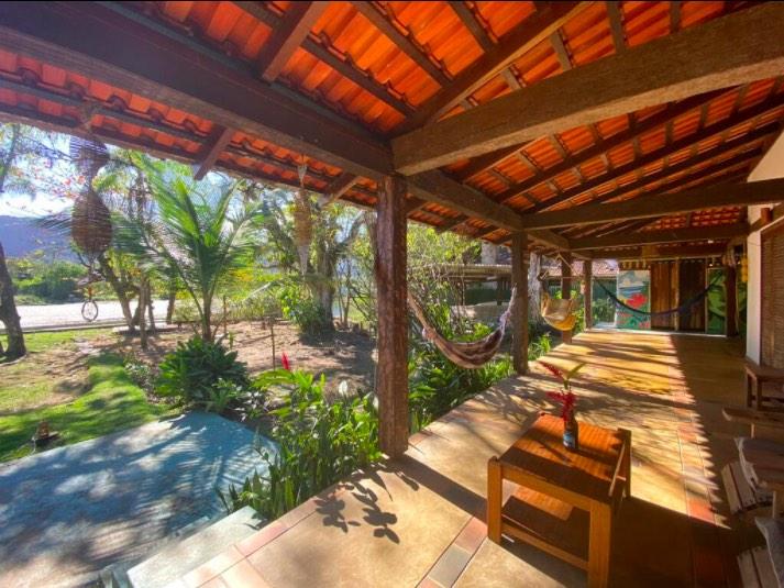 Casa tipo airbnb no Litoral Norte de SP, na Barra do Sahy