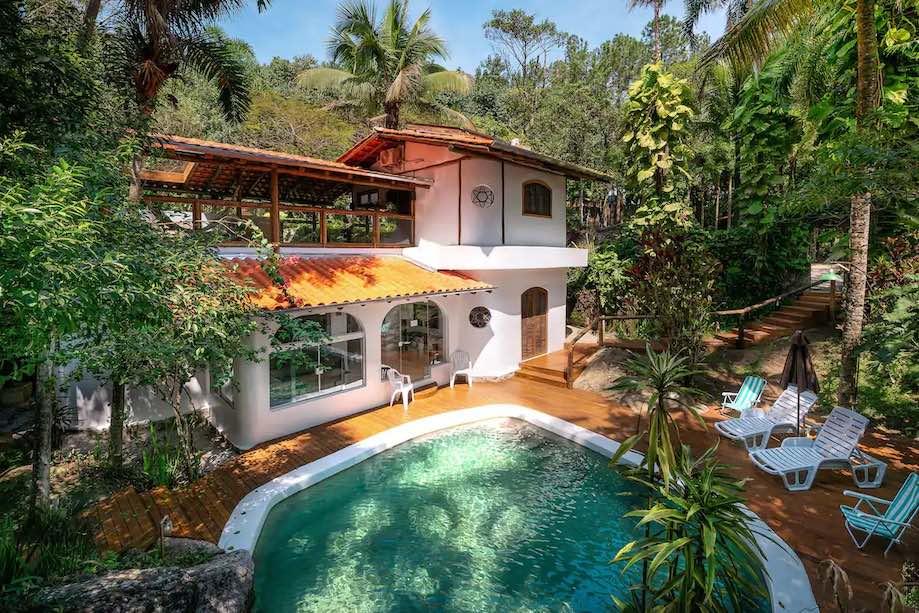 Casa em Ilhabela - Litoral Norte de São Paulo