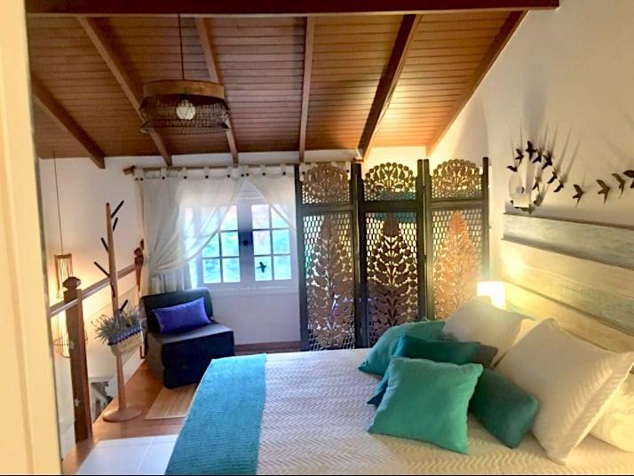 Casa confortável de um quarto para alugar em Paraty