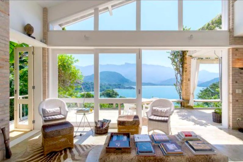 Casa na Praia Vermelhar - Airbnb Ubatuba