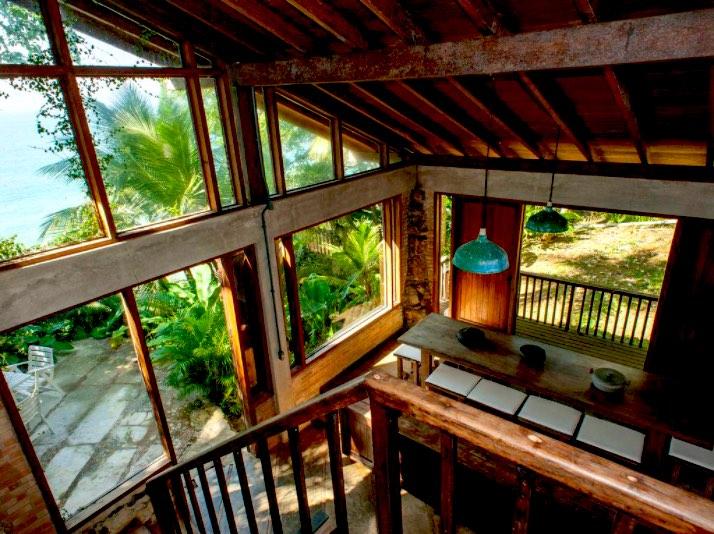Casa para temporada Airbnb Ubatuba