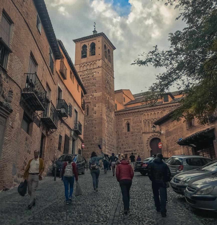 igrejas de toledo espanha porta de entrada