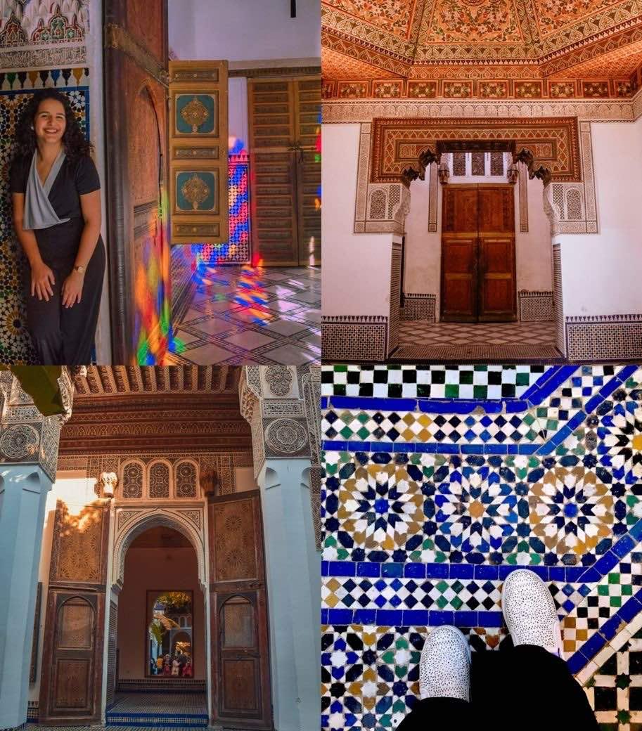 o que fazer em marrach marrocos palacio bahia