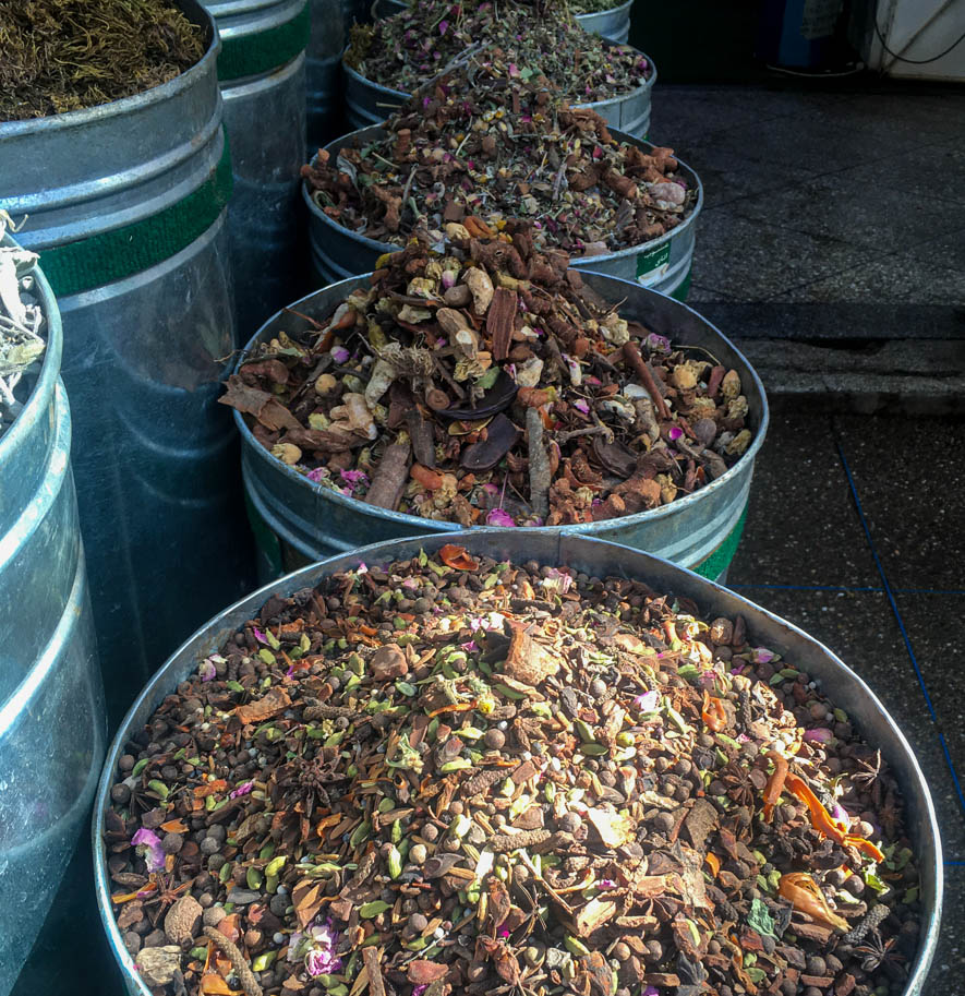 temperos e especiarias culinaria marroquina