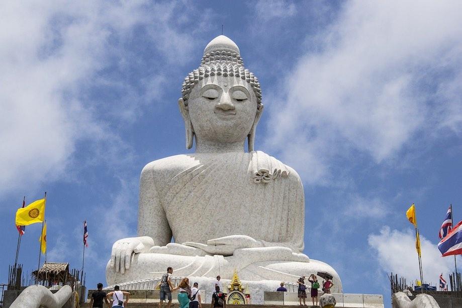 Buda Gigante de Phuket