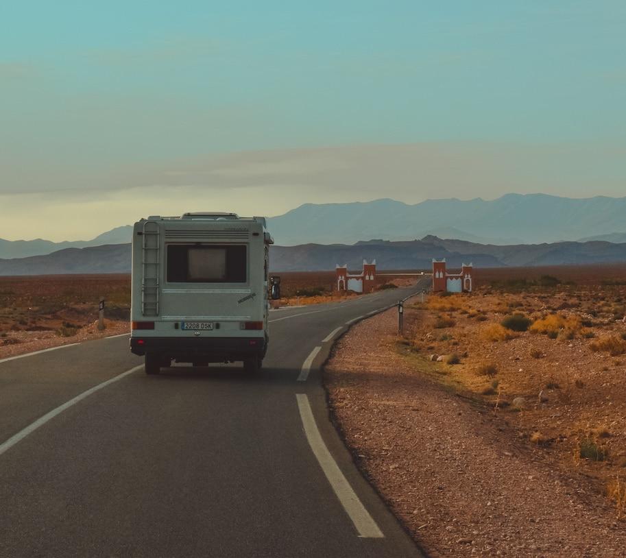 estrada no marrocos rota dos 1000 kasbah