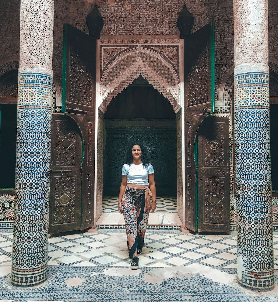 kasbah no marrocos