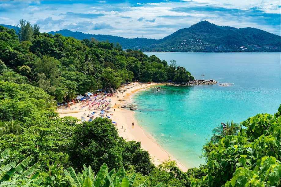 O que fazer em Phuket: praias