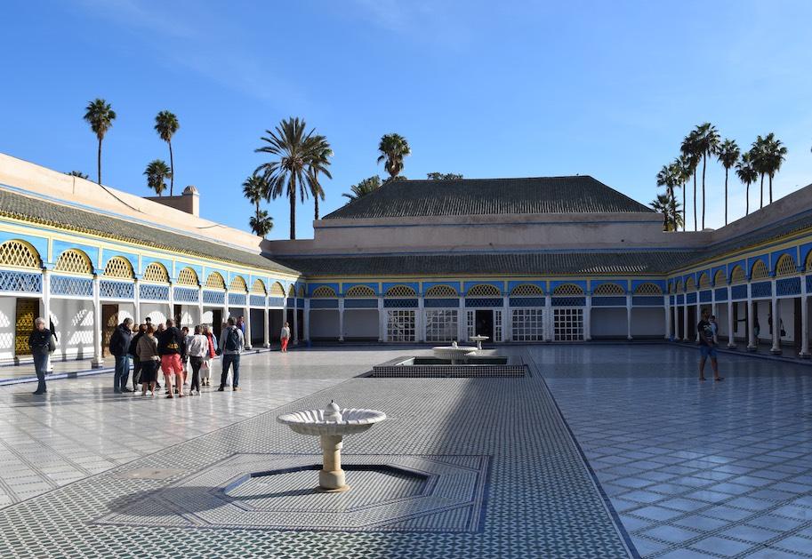 palacio bahia marrakech viagem ao marrocos roteiro