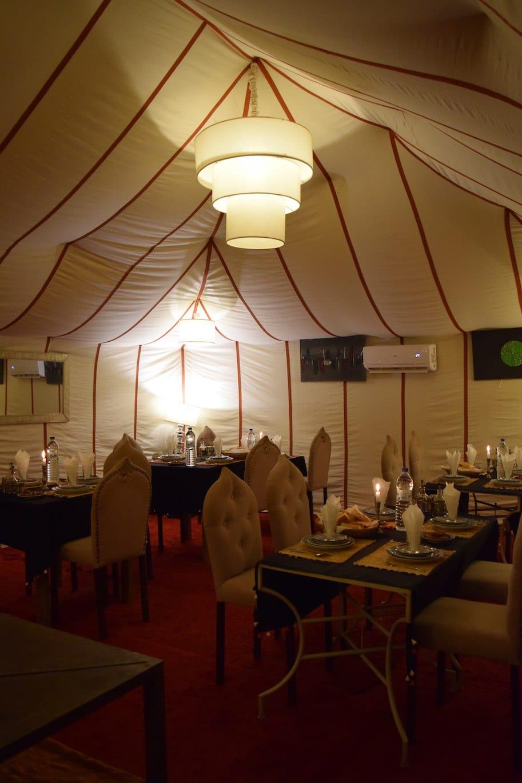 tenda camping deserto marrocos