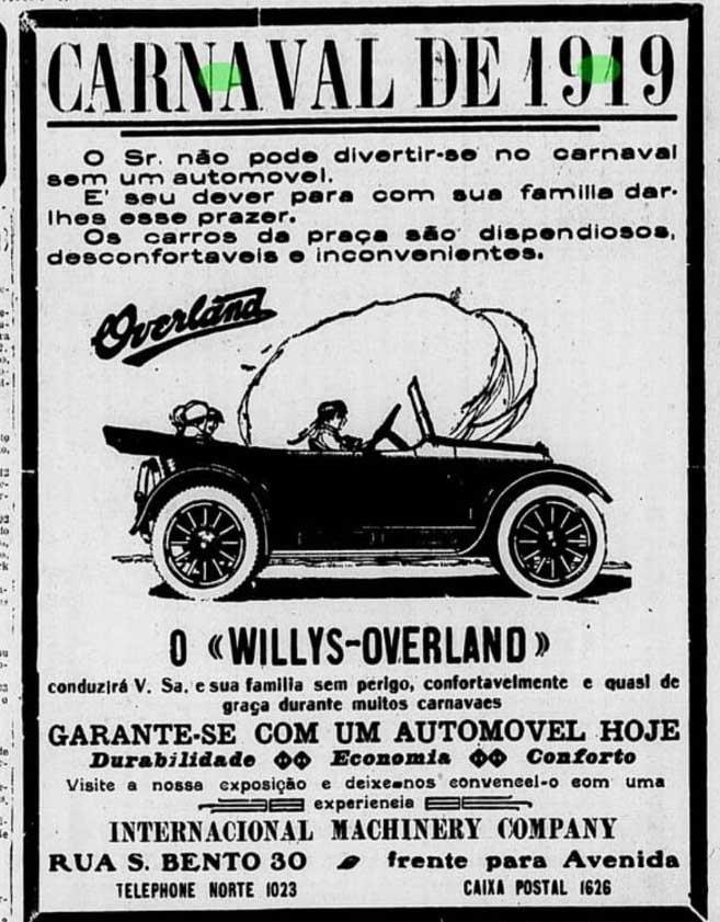 carro carnaval