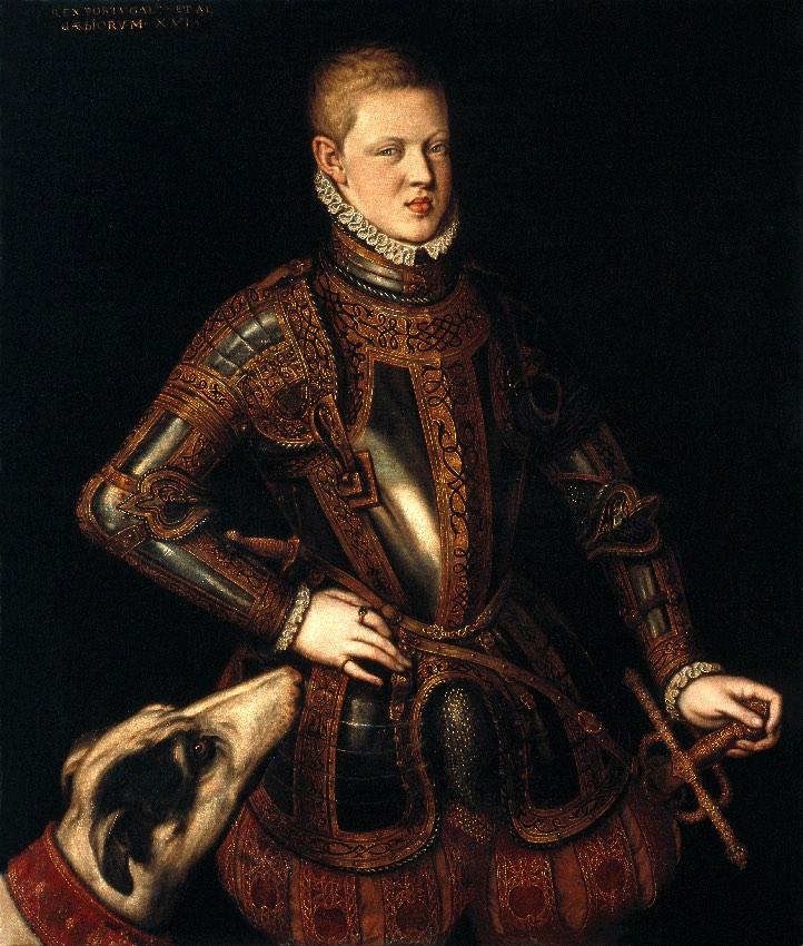Sebastião_de_Portugal,_c._1571-1574_-_Cristóvão_de_Morais