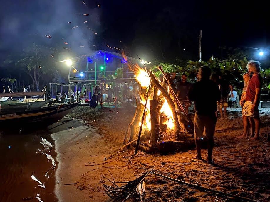 Turismo de base comunitária em Itacaré