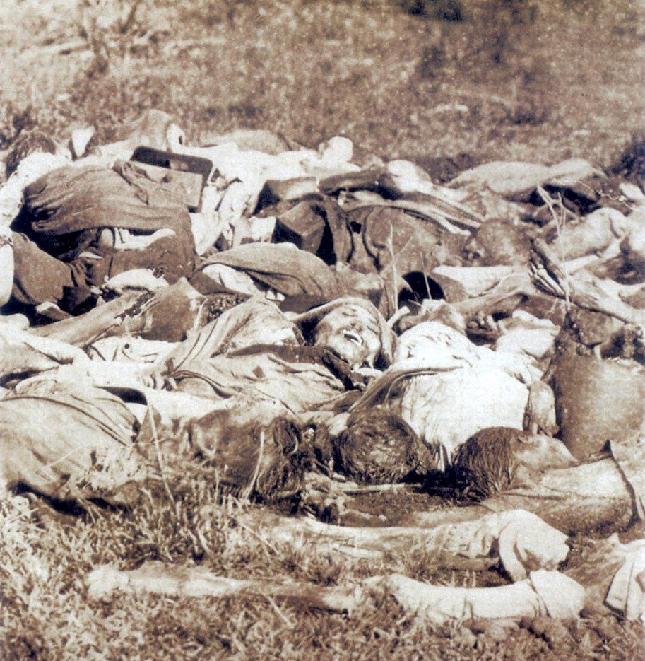 Mortos paraguaios na guerra seculo xix