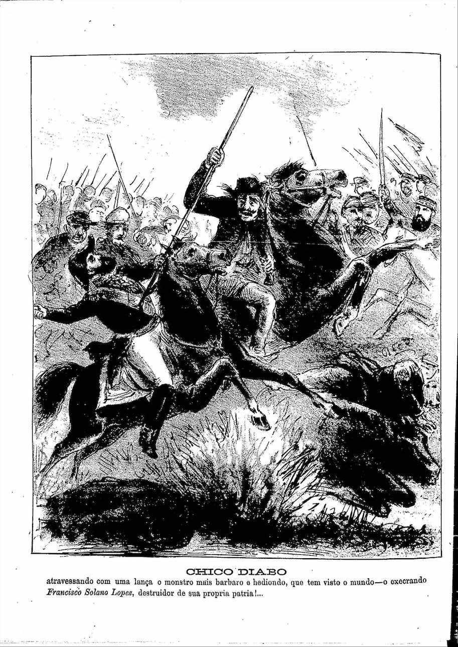 semana ilustrada 1870 27 de mar solano lopez