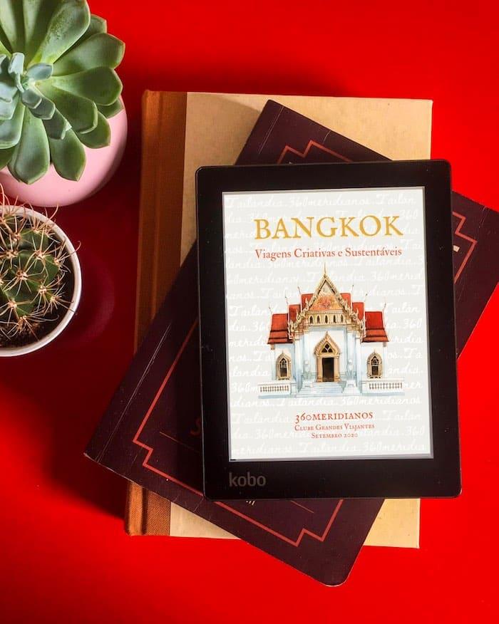 Ebook de Bangkok - Viagens Criativas e Sustentáveis