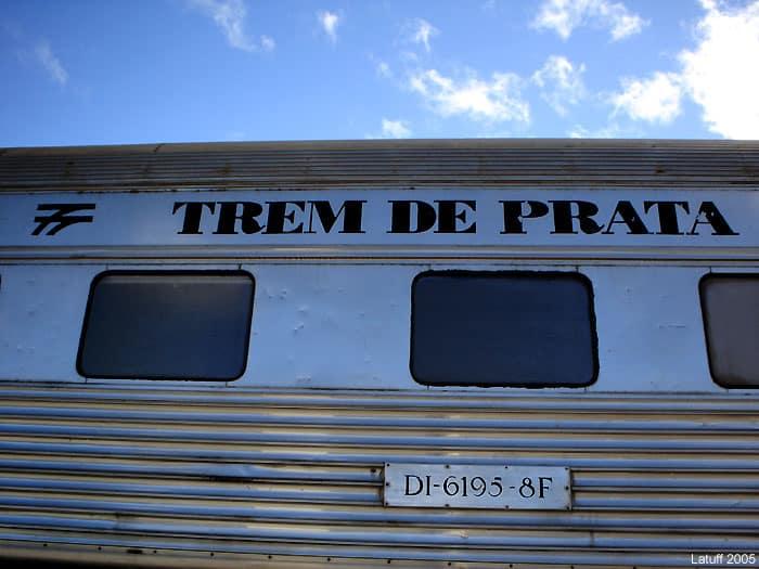 sistema ferroviário brasil