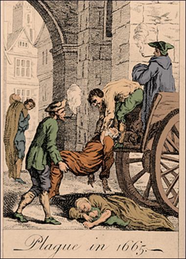 um diário do ano da peste